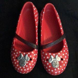 ⭐️Girls crocs Lina shoes size 13